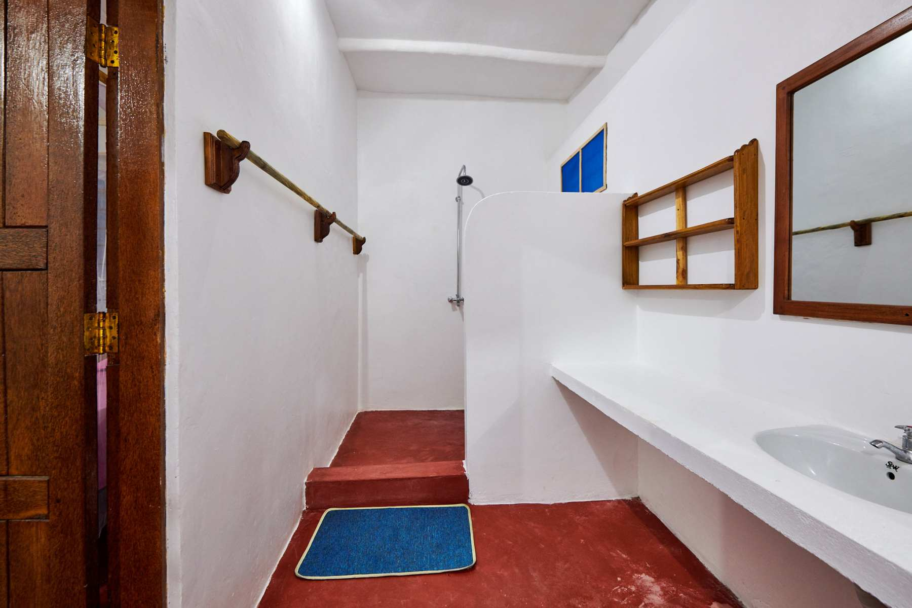 Double room two people is 50 usd .Single room one person 30 usd .Twin room 50 usd .Triple room three people 75 usd .